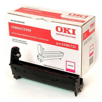 OKI for C5800/C5900, Magenta Drum