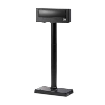 Hp monitorarm: paal voor POS-display - Zwart