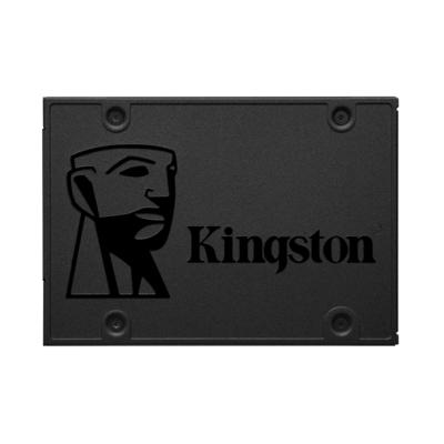 Kingston technology SSD: A400 - Zwart