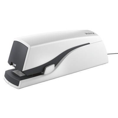 Leitz NeXXt Nietmachine - Metallic, Wit