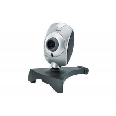 Trust webcam: Primo - Zwart, Zilver