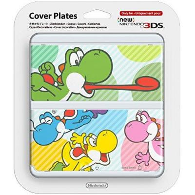Nintendo portable game console case: Cover case for 3DS, Multicolor - Multi kleuren