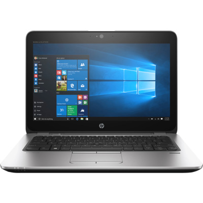 HP EliteBook 820 G3 Laptop - Zwart, Zilver