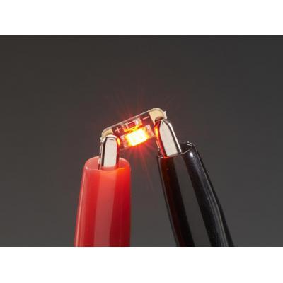 Adafruit : LED Sequins - Ruby Red - Pack of 5