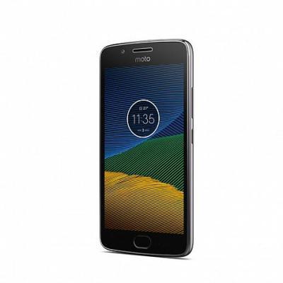 Lenovo smartphone: Moto G Moto G5 - Grijs 16GB