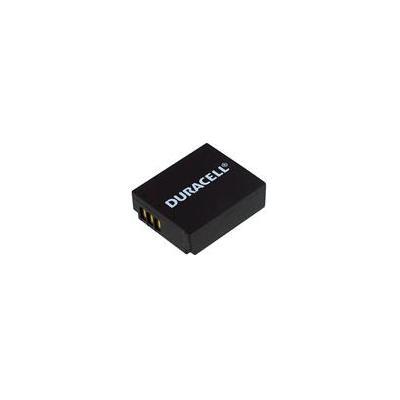 Duracell batterij: Digital Camera Battery 3.7v 950mAh - Zwart