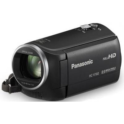 Panasonic digitale videocamera: HC-V160 - Zwart