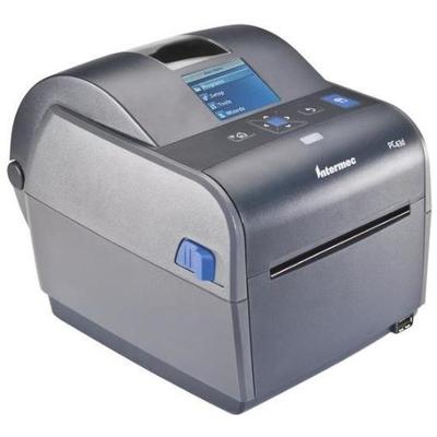 Intermec PC43d Labelprinter - Grijs