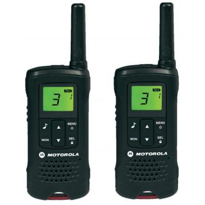 Motorola walkie-talkie: TLKR T60 2 Pack