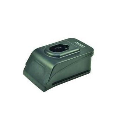 2-power oplader: Charger Plate, 7.2 - 18V, Black - Zwart