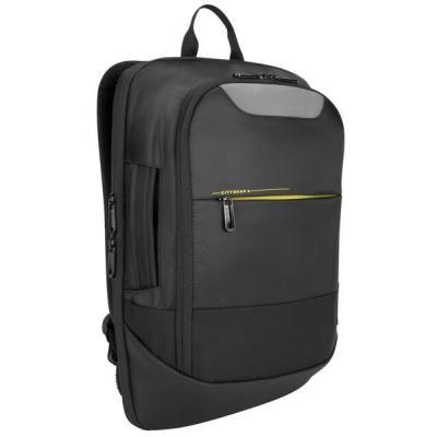 "Targus CityGear 15.6"" Convertible Laptoptas - Zwart"