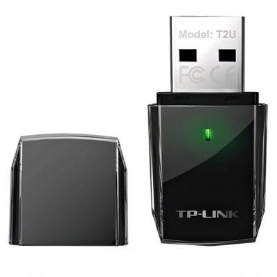 Tp-link netwerkkaart: AC600 - Zwart