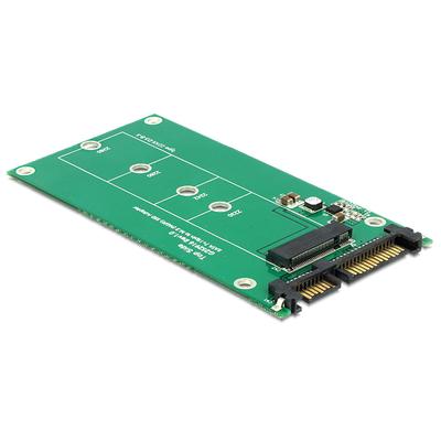 DeLOCK Converter SATA 22 Pin > M.2 NGFF Interfaceadapter