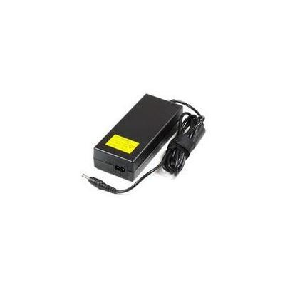 Toshiba AC Adapter 2 PIN Netvoeding - Zwart