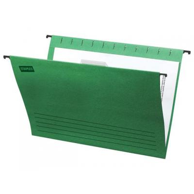 Staples hangmap: Hangmap SPLS A4 m/r groen 1121389/ds 25