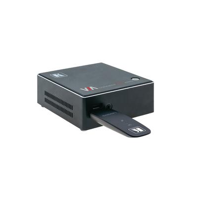 Kramer Electronics VIACAST - Zwart