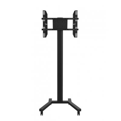 Hagor multimedia kar & stand: M Stand 180 - Zwart