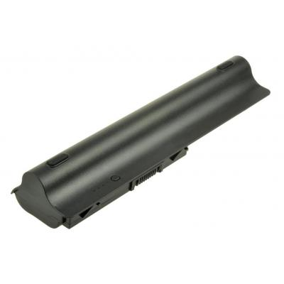 2-power batterij: 10.8v 7800mAh Li-Ion Laptop Battery - Zwart