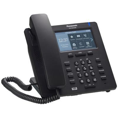 Panasonic ip telefoon: KX-HDV330 - Zwart