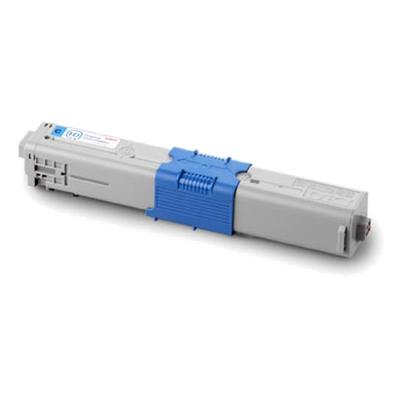 OKI cartridge: cyaan, 5.000 pagina's, voor gebruik met C510 / C530