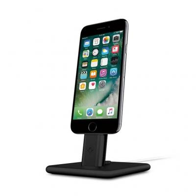 Twelvesouth mobile device dock station: HiRise 2 - Zwart