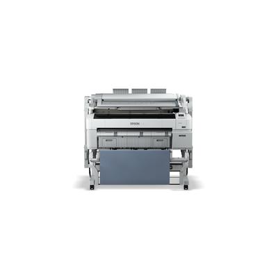 Epson SureColor SC-T5200 PS MFP Grootformaat printer - Cyaan, Magenta, Mat Zwart, Foto zwart, Geel