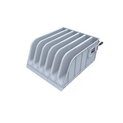 DELL Compact Cart - Latitude 3180 / Chromebook 3180 - Grijs
