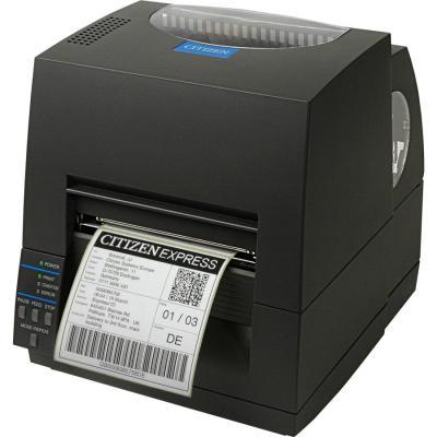 Citizen CL-S621 Labelprinter - Zwart