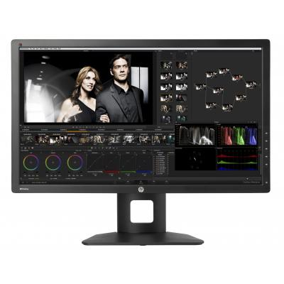 HP monitor: DreamColor Z27x Studio scherm - Zwart (Approved Selection One Refurbished)