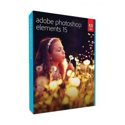 Adobe grafische software: Photoshop Elements 15