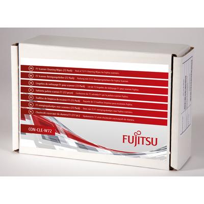 Fujitsu Scannerreinigingssets voor werkgroepen/afdelingen Reinigingskit - Multi kleuren