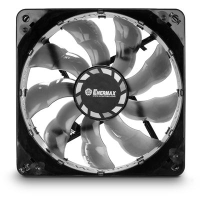 Enermax T.B.Silence 12cm Hardware koeling - Zwart