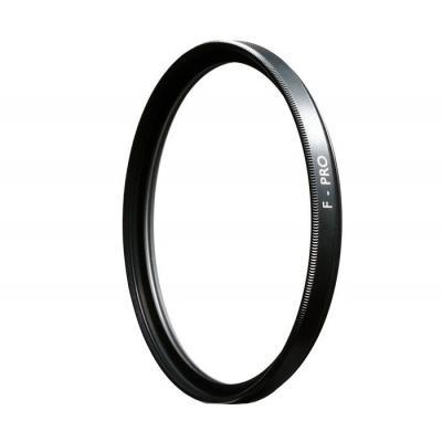 B+w camera filter: 55E CLEAR UV HAZE (010) - Zwart