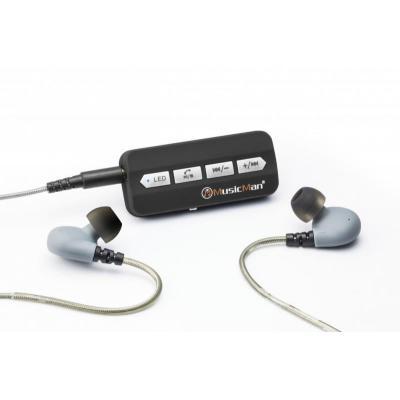 Technaxx MP3 speler: BT-X24 - Zwart