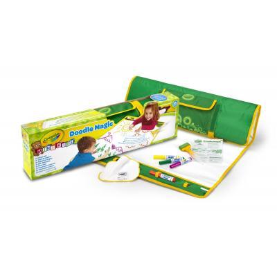 Crayola : Mini Kids - Doodle Magic Kleurmat - Multi kleuren