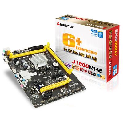 Biostar moederbord: J1800MH2 Ver. 6.x