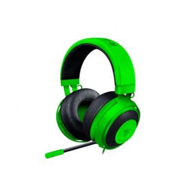 Razer headset: Kraken Pro V2 - Groen