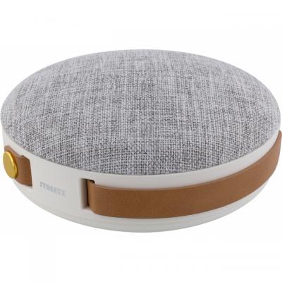 Streetz CM760 STREETZ Outdoor Bluetooth Speaker Grey