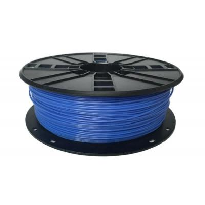 Gembird PLA Filament Blue to White, 1.75 mm, 1 kg 3D printing material - Blauw, Wit