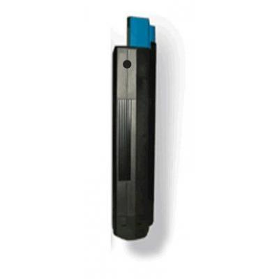 Olivetti B0431 -, 11500 pages, Black Toner - Zwart