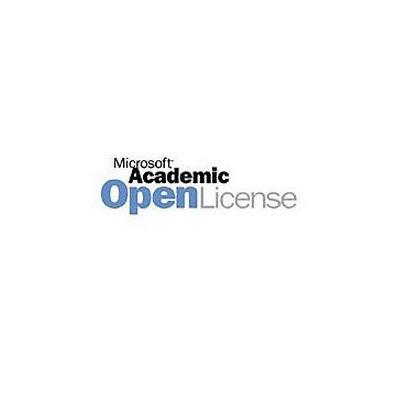 Microsoft DV2-00003 software licentie