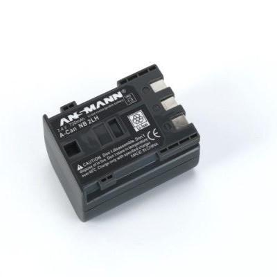 Ansmann Li-Ion battery packs A-CAN NB 2 LH - Zwart