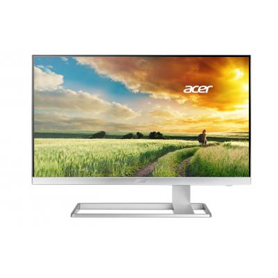 Acer monitor: S7 S277hkwmidpp - Wit