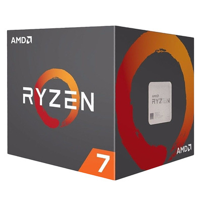 Amd processor: Ryzen 7 1700