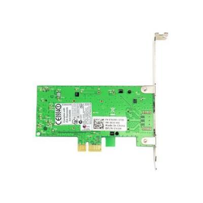 Dell netwerkkaart: Wireless 1520 (802.11 a/b/g/n), PCIe