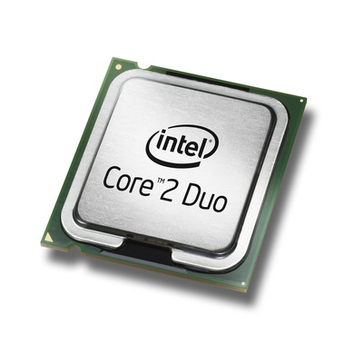 Hp processor: Intel Core 2 Duo T9500