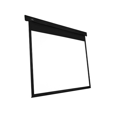 Multibrackets 3985 Projectiescherm - Zwart, Wit