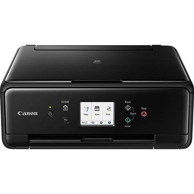 Canon PIXMA TS6250 Multifunctional - Zwart, Cyaan, magenta, Zwart Pigment, Geel