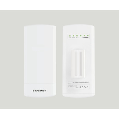SilverNet ECHO-ST Access point - Wit
