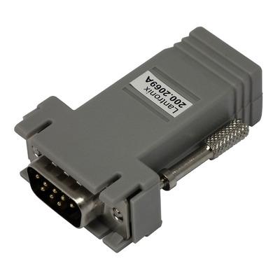 Lantronix 200.2069A Kabel adapter - Grijs